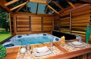 Outdoor Fireplace Kits Canada - outdoor tub privacy ideas pool design ideas
