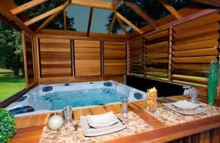 Outdoor hot tub ideas dutchtub home valentineblog net