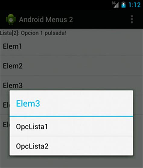 context android 250 s en android ii 250 s contextuales sgoliver net
