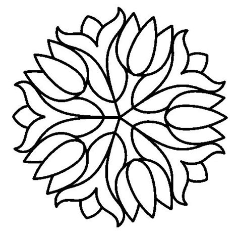 mosaic art coloring pages coloring pages