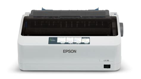 Printer Epson Lx 310 Dotmatrix epson lx 310 dot matrix printer dot matrix printers
