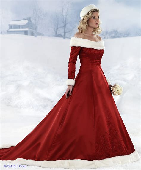 Winter Wedding Dresses by Winter Wedding Dresses