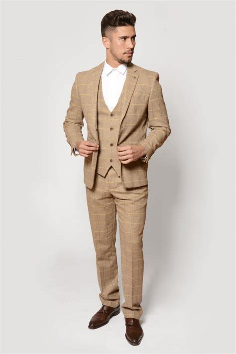 New Fashion Boy Sa51 Brown s suits fashion trends brown suits