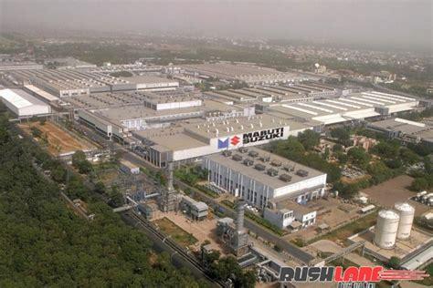 In Maruti Suzuki Plant Maruti To Increase Production To Meet Vitara Brezza Demand