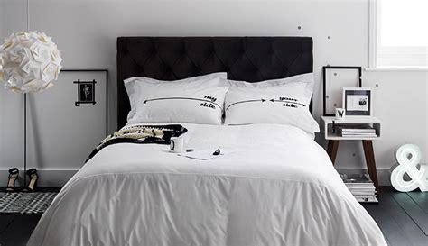 monochrome bedroom monochrome bedroom notonthehighstreet com