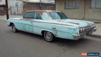 1962 For Sale 1962 Chevrolet Impala For Sale In United States