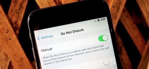 iphone do not disturb customize do not disturb on your iphone so important calls always get through 171 ios iphone