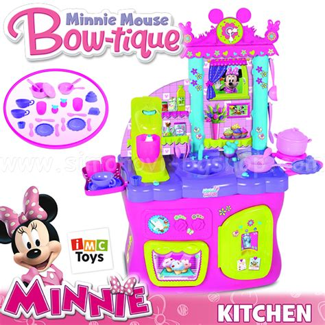 Minnie Mouse Bowtique Vanity Table by Fisher Price Limited Edition