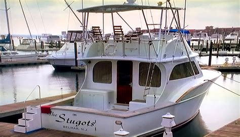 stugots boat sopranos the sopranos at the jersey shore a retrospective on