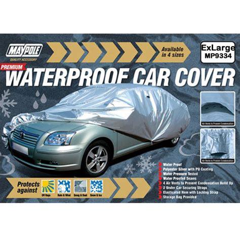 Premium Waterproof Car Cover  Extra Large