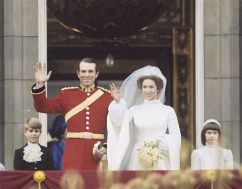 princess of england the marriage of princess anne of england with mark