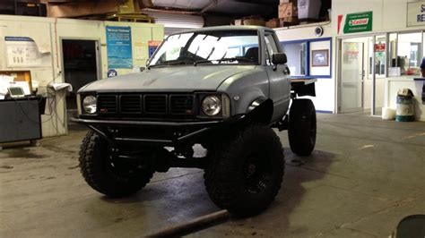1980 toyota lifted 1980 toyota hilux 4x4 for sale or swap vic north central