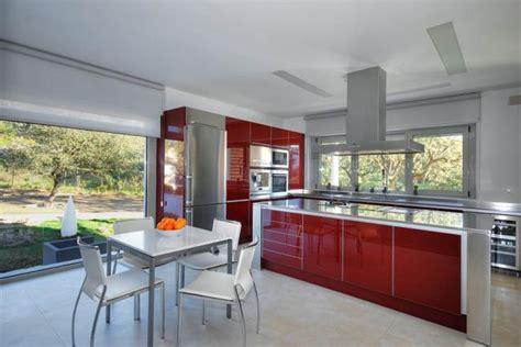 disenos en mesas de cocina modernas