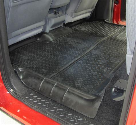 Husky Auto Floor Mats by Husky Liners Classic Custom Auto Floor Liner Rear