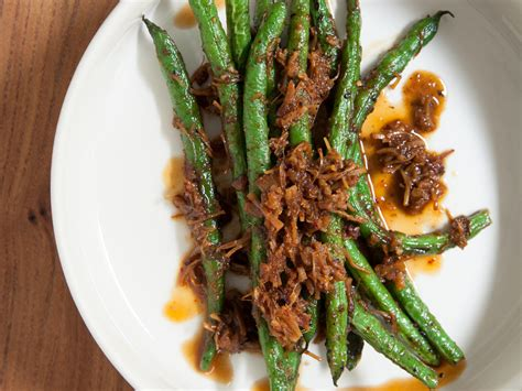 vegetables xo sauce blistered green beans with xo sauce recipe pim