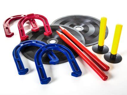 horseshoe rubber st rubber horseshoe set gopher sport