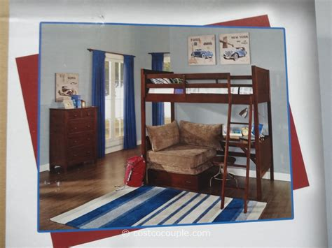 costco bunk beds universal furniture bryson bunk bed