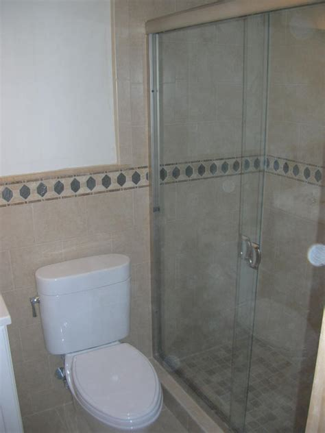 Best Shower Bath Combination bathroom tiles half wall awesome brown bathroom tiles
