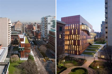 Interior Paints For Homes Barnard College S Diana Center Is A Green Roofed Gem In