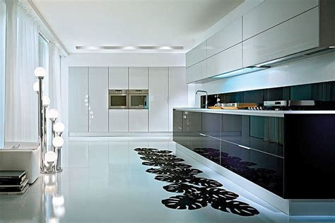 glass design for kitchen top 10 cool design of german glass kitchens home
