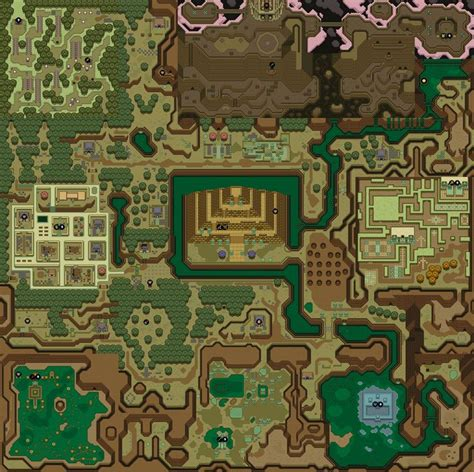 legend of zelda map with legend 17 best images about maps on pinterest legends mansions