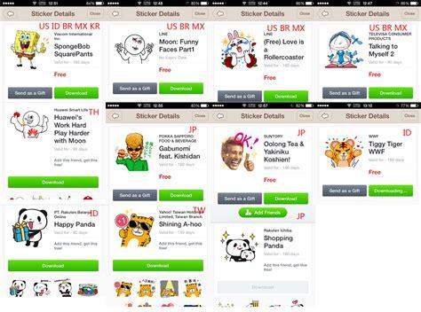 jasa membuat sticker line jasa pembelian themes dan sticker line all region termurah