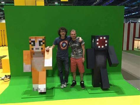 Minecraft Papercraft Iballisticsquid - iballisticsquid minecraft cards images