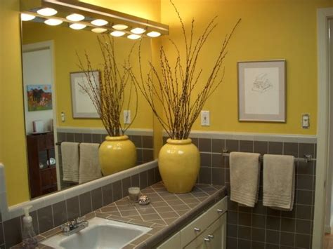 yellow and black bathroom accessories 1000 ideas about yellow gray bathrooms on pinterest