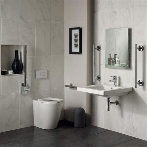 standard bathroom concept freedom ensuite bathroom pack with 60cm basin