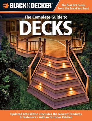 black decker the complete guide to wiring updated 7th edition current with 2017 2020 electrical codes black decker complete guide books black decker the complete guide to decks updated 4th