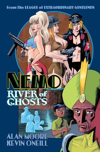 descargar the league of extraordinary gentlemen nemo trilogy slipcase edition libro gratis nemo river of ghosts top shelf productions
