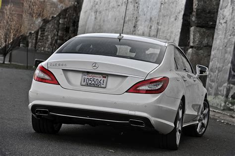 angle cls woodworking 2011 mercedes cls 550 review supercars net