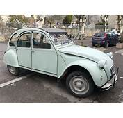 Citroen 2CV Dagonet Cars T Automobile And