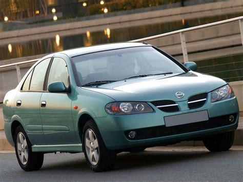 nissan almera nissan almera рестайлинг 2003 2004 2005 2006 седан 2