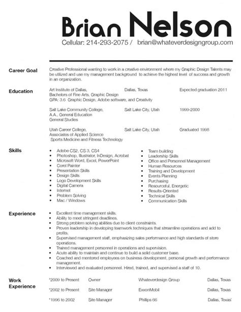 Resume Sles Using Microsoft Word How To Create A Resume Using Microsoft Word Hairstylegalleries