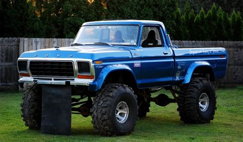 mud trucks of your lifted 78 or 79 f150s page 2