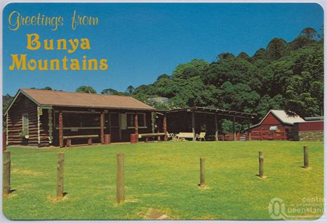 Bunya Mountains Cabins Cottages kingaroy shire queensland places