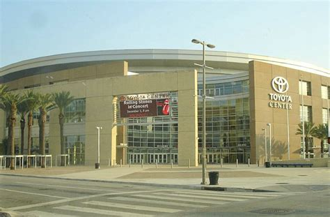 Houston Toyota Center Houston Tx Toyota Center Photo Picture Image