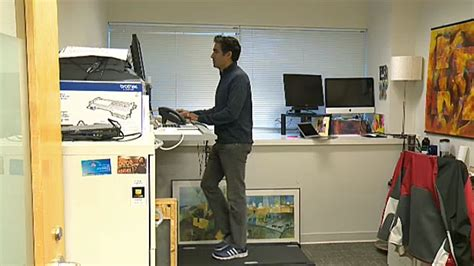 Standing Desk Calgary by Sitting Is The New Ctv Calgary News