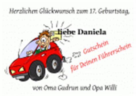 Gutschein Motorradf Hrerschein by Fuehrerschein Als Gutschein Vorlagen Muster Gutscheinideen