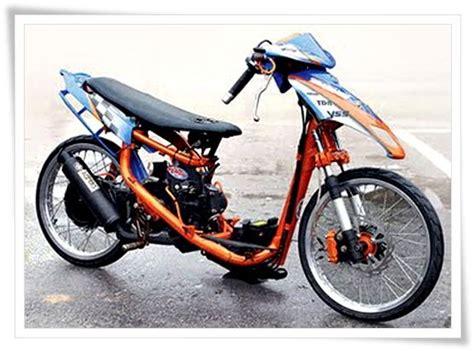 gambar motor metik modifikasi motor metik modifikasi motor kawasaki honda