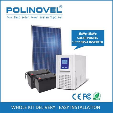 oem 1kw 3kw solar power system home portable solar