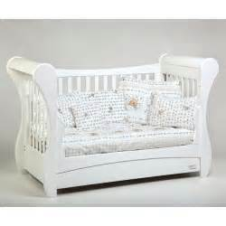 White Sleigh Cot Bed Buy Troll Sleigh Cot Bed White Preciouslittleone