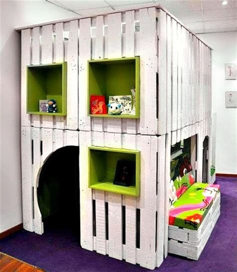 Pallet Kids Bedroom Furniture 19 Pallets Design Ideas Makes Your Home Complete Pallet