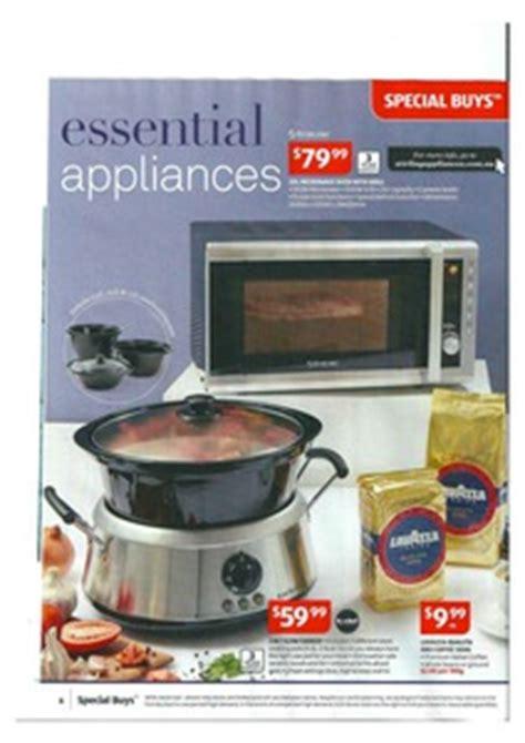 aldi kitchen appliances aldi special buys kitchen appliances next wednesday