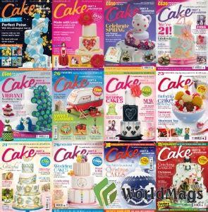 Cake Craft And Decoration Magazine Back Issues by Cake Craft And Decoration 2015 Year Issues