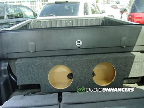 Speaker Gmc All Type crew120nh chevy gmc crew cab speaker and subwoofer