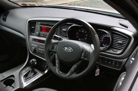 2012 Kia Optima Interior Kia Optima Review Test Drives Atthelights