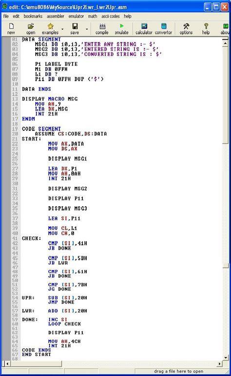 String Program - c program convert string lower