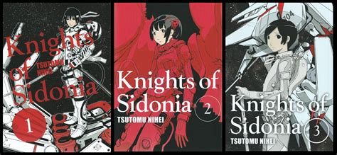 buttons and blame volume 5 books xeno review knights of sidonia volumes 1 3 xenomorphosis